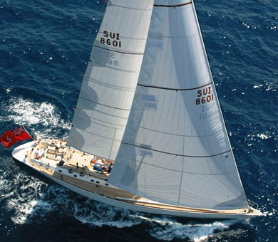 Sailing yachtAspiration L
